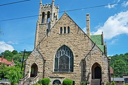 Theresa S Haunted History Of The Tri State The Mayo Mansion And Methodist Church Of Paintsville Kentucky
