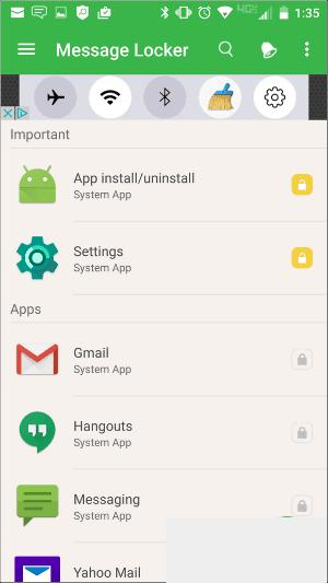 Cara Menyembunyikan SMS di Android  8