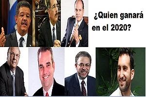 Encuesta: ¿Cual es su candidato favorito para las elecciones de 2020? Entra y vota