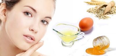 Mặt nạ trị tàn nhang từ trứng gà và mật ong