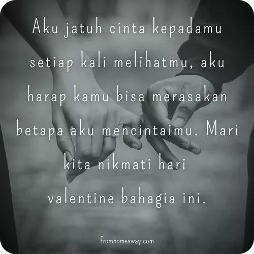Ucapan hari kasih sayang