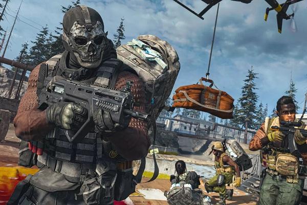 Update Game Call of Duty Warzone dengan Fitur Terbaru