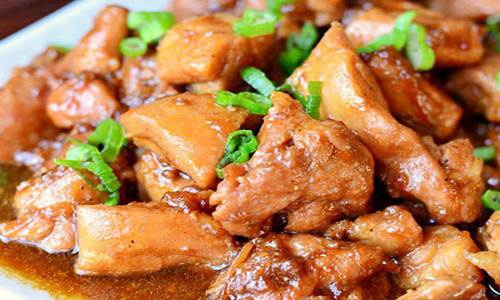 Resep Chicken Teriyaki Lezat
