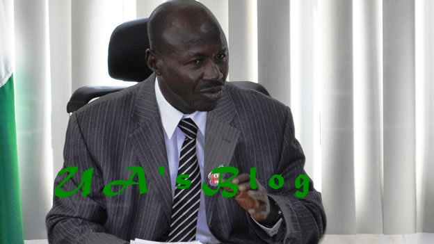 What The Arrest Of Mompha And His Lebanese Associate Means To The EFCC - Magu Opens Up