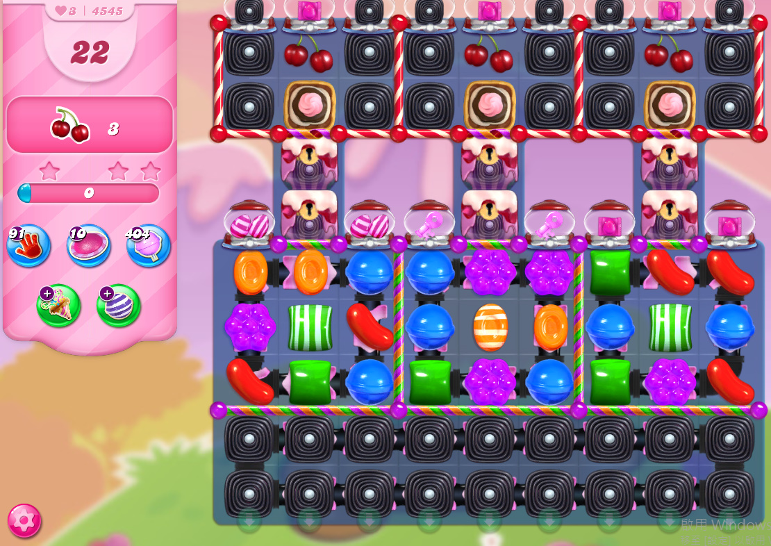 Candy Crush Saga level 4545