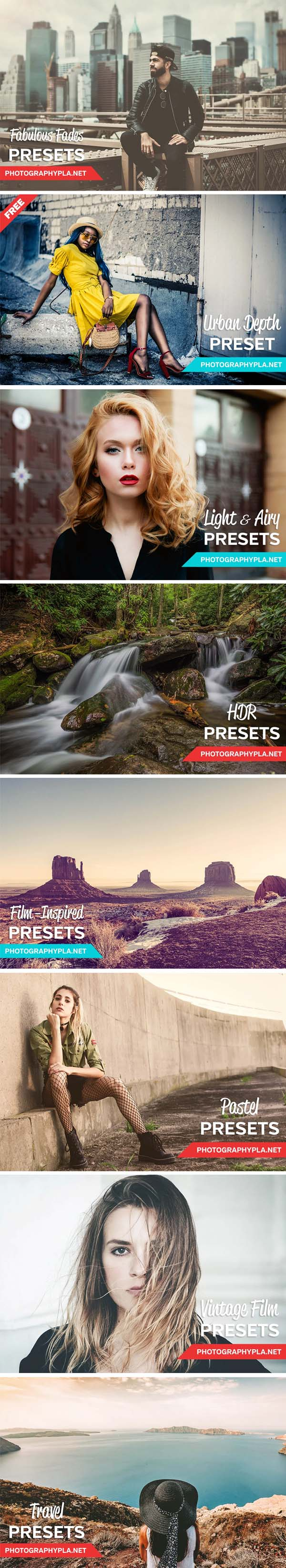 1000+ Lightroom Presets Bundle