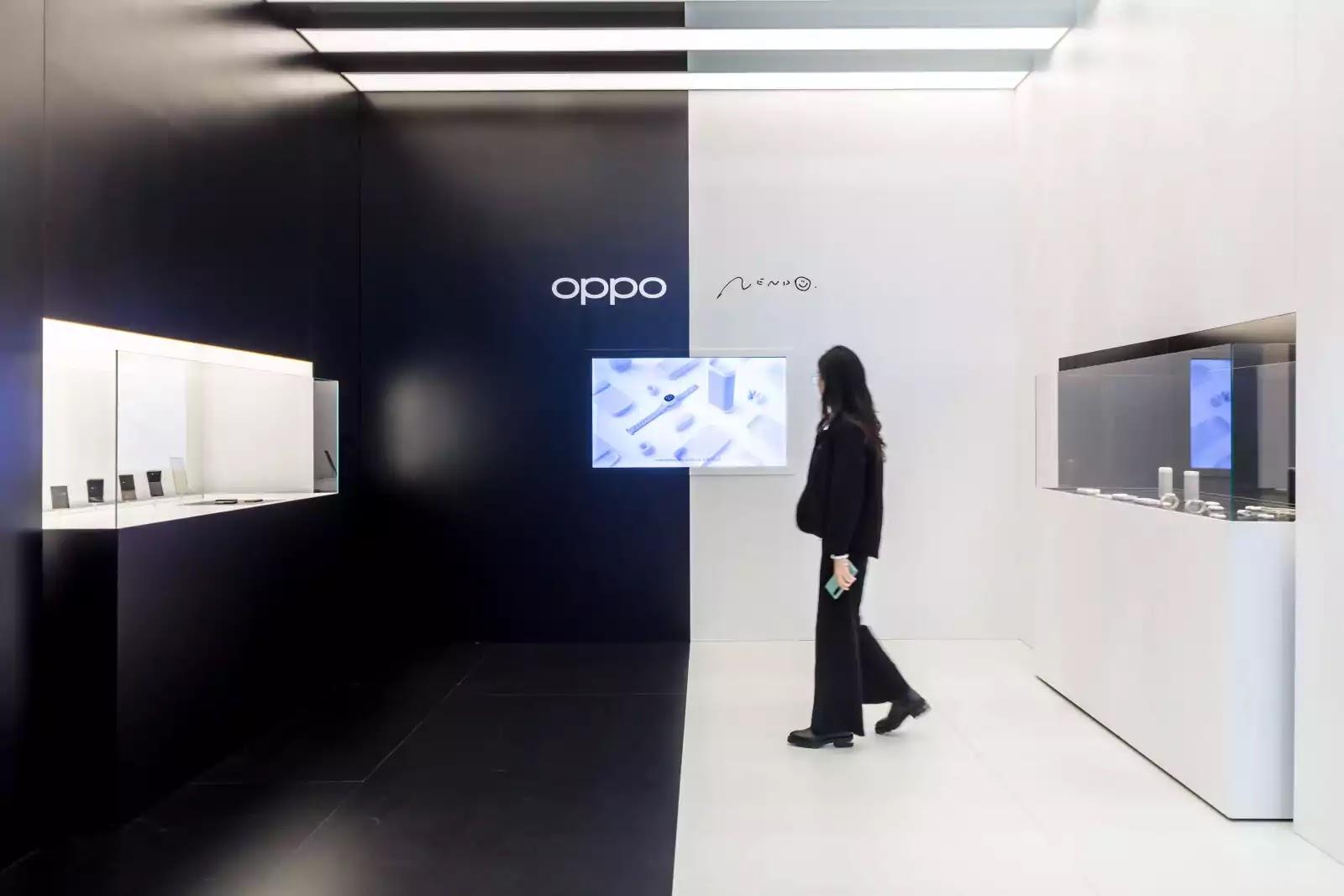 OPPO x Nendo at CIIDE