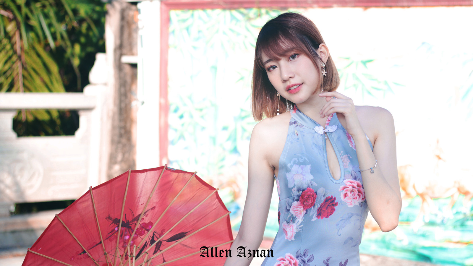Celine Yan | Qipao