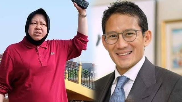 Desakan Reshuffle, Sudra: Risma-Sandi Masuk, Mahfud-Tito Aman di Kabinet