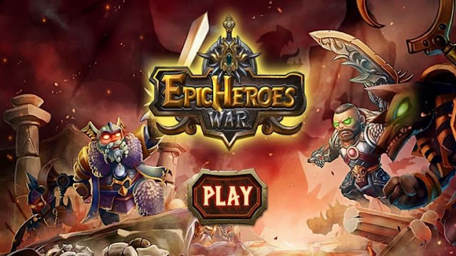 download Epic Heroes War Mod Apk Terbaru