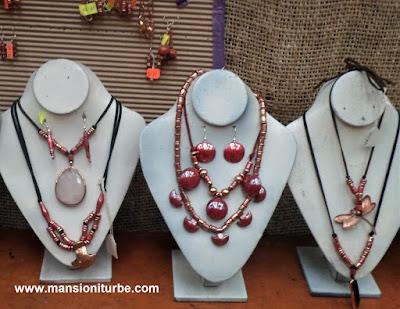Copper Jewelry in Santa Clara del Cobre, Michoacán