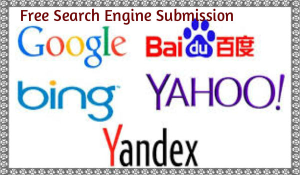 Top 10 Search Engines for Free Website Submission-600x350