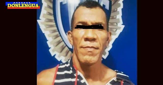 Delincuente de alta peligrosidad detenido abusando de su hijastra de 4 años en Nueva Esparta