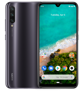 Mi A3 Launch,Price Features