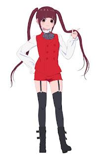 วิโอล่า (Viola) @ Shinigami Bocchan to Kuro Maid คุณชายวิปริตกับเมดสาวรอบจัด (The Duke of Death and his Black Maid: เมดสาวแสบร้ายกับคุณชายยมทูต: 死神坊ちゃんと黒メイド)