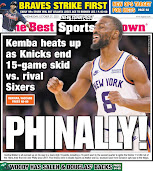 Can the Knicks sell newspapers?