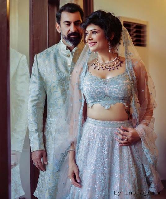 पूजा बत्रा ने नवाब शाह से की सीक्रेट शादी, देखें