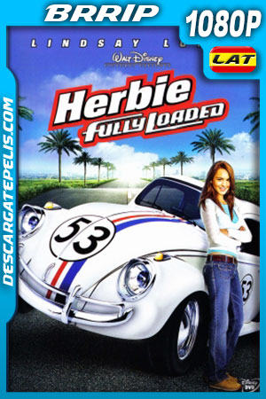 Herbie: A tope (2005)HD 1080p BRRip Latino – Ingles