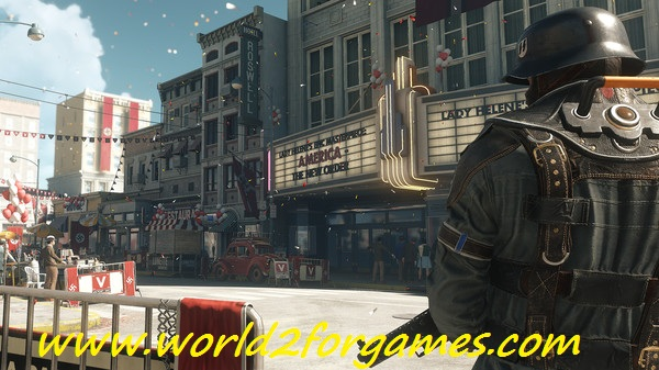 """""""Free Download Wolfenstein II The New Colossus """"FitGirl Repack"""