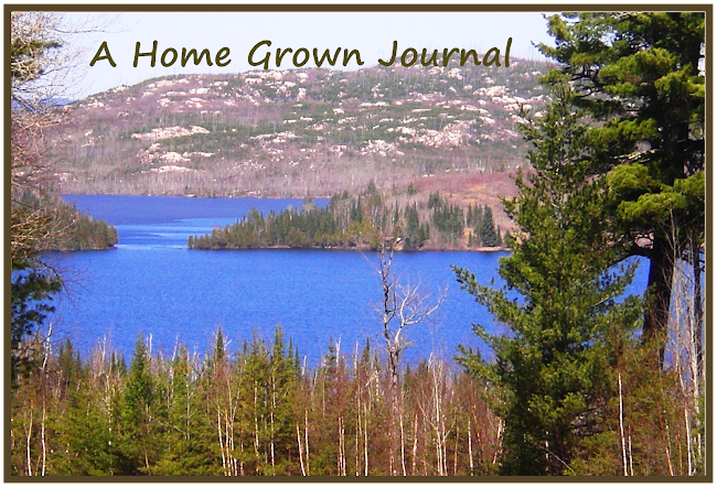 A Home Grown Journal