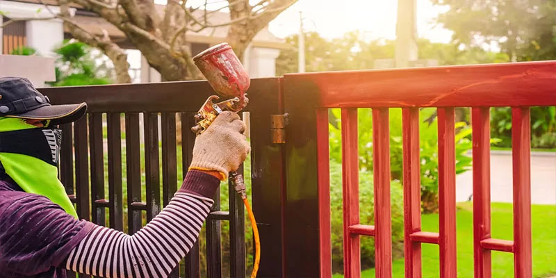 Best Paint Sprayer for Fences review