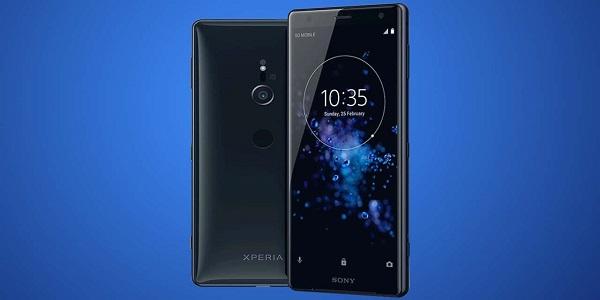 Sony Xperia XZ2 Terbaru