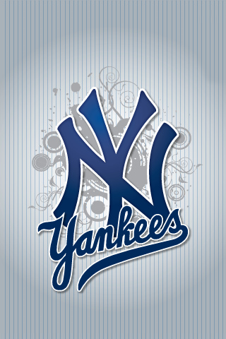 Web News World New York Yankees Logo Wallpapers For Iphone