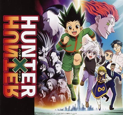 Rash Vash Ts Clan Z Hunter X Hunter 2011 Discografia