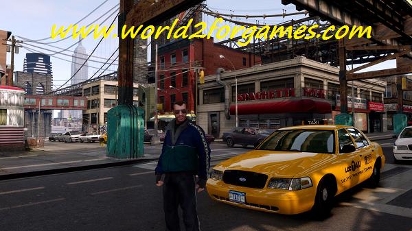 تحميل لعبة GTA IV للكمبيوتر