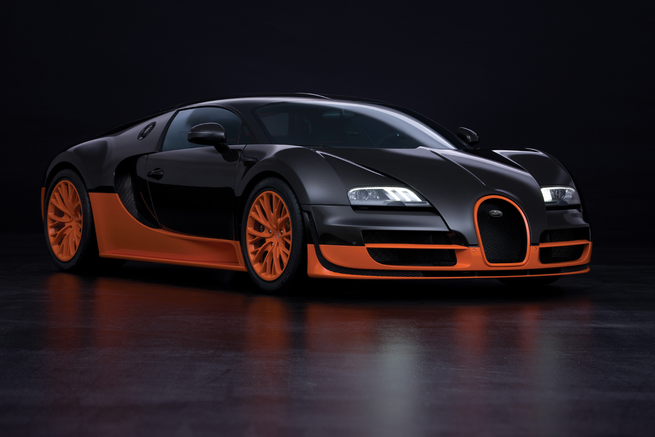 Bugatti working on Super Veyron with 1.8-second 0-60 mph time?