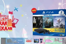 Playstation Mengadakan Promo dalam Hari Kemerdekaan Indonesia
