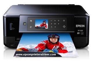 Epson Expression Premium XP-620 Driver