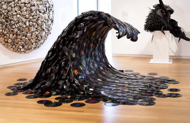 Karya Seni Sampah