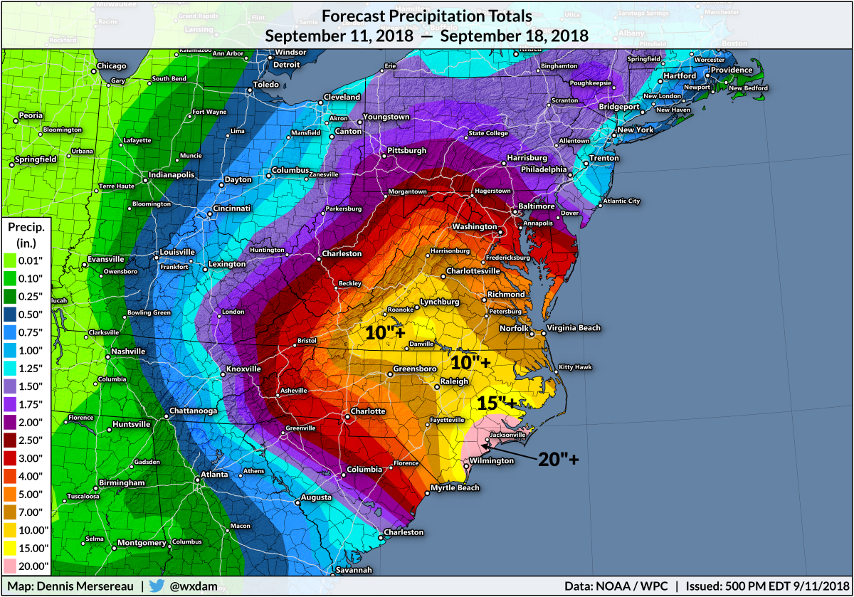 How to Prepare for Hurricane Florence if You Have Diabetes