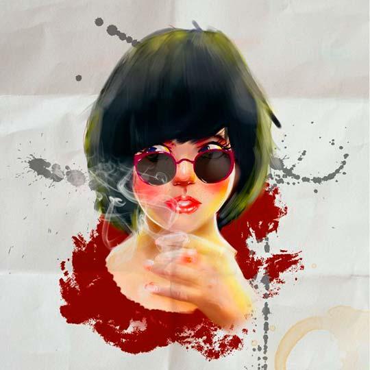 Ilustración de Gabriel Valbuena