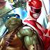O que sabemos do novo crossover de Power Rangers e Tartarugas Ninja?