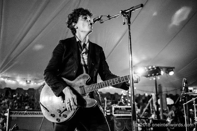 Born Ruffians at Riverfest Elora 2018 at Bissell Park on August 18, 2018 Photo by John Ordean at One In Ten Words oneintenwords.com toronto indie alternative live music blog concert photography pictures photos