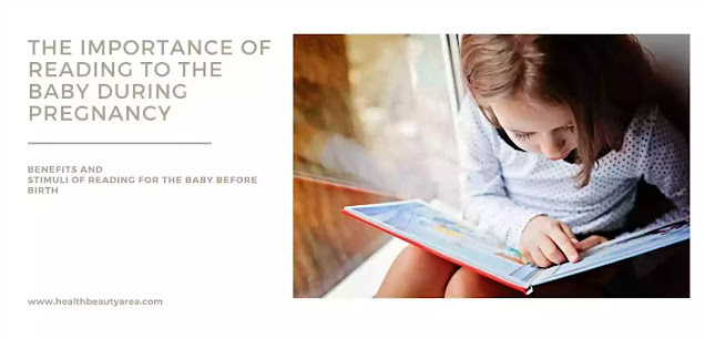 The importance of reading to the baby during pregnancy