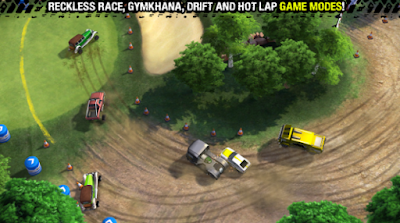 Reckless Racing 3 Mod Apk