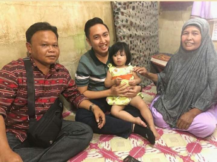 Tepati Janji, Ketua DPRD Fikar Azami Temui Jesika di Malaysia