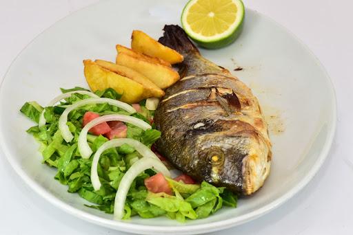 Turkish Seafood Cooking