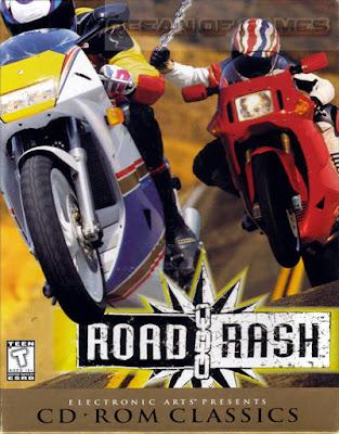Road Rash free download.