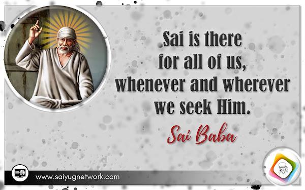 Shirdi Sai Baba Blessings - Experiences Part 2885