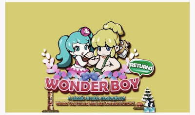 Wonder boy returns PlayStation pics