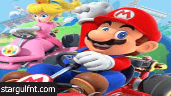 تحميل Mario Kart Tour ماريو كارت جولة مهكرة APK للاندرويد والايفون