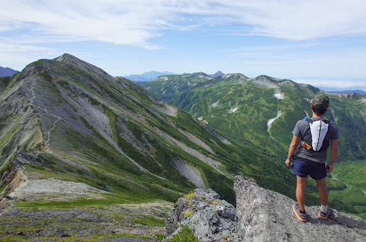 Fastpacking the Northern Alps Trail in 3days