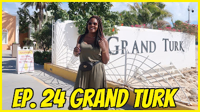 Brandi's Life: Ep. 24 Partying on the Beach in Grand Turk| PrettyPRChickTV