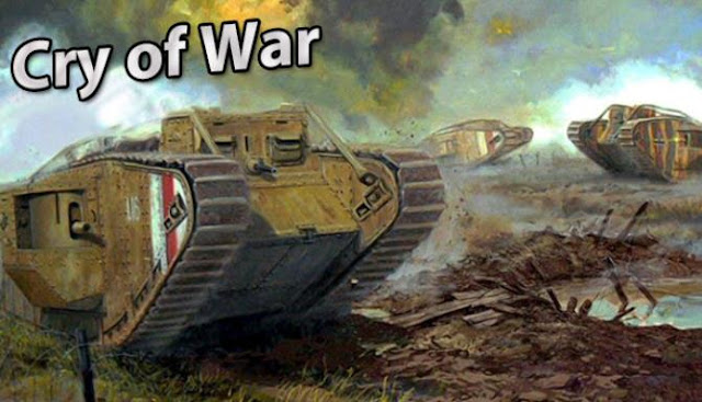 Cry of War / 战争号角 Free Download PC Game Cracked in Direct Link and Torrent. Cry of War / 战争号角 – Feel the excitement of driving the MarkIV with other WW1 tanks in the Cry of War.