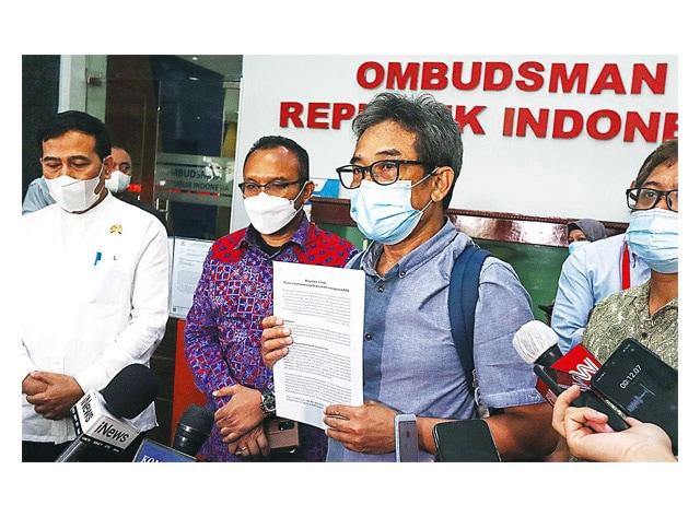 Pegawai KPK Nonaktif Tuding BKN Sangat Membela Filri Cs