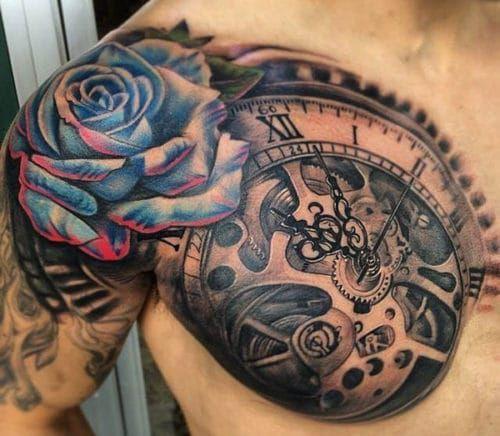 150+ Best Shoulder Tattoos For Men (2019) Tribal Designs To